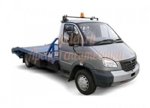 Эвакуатор ГАЗ 33106 (Валдай)